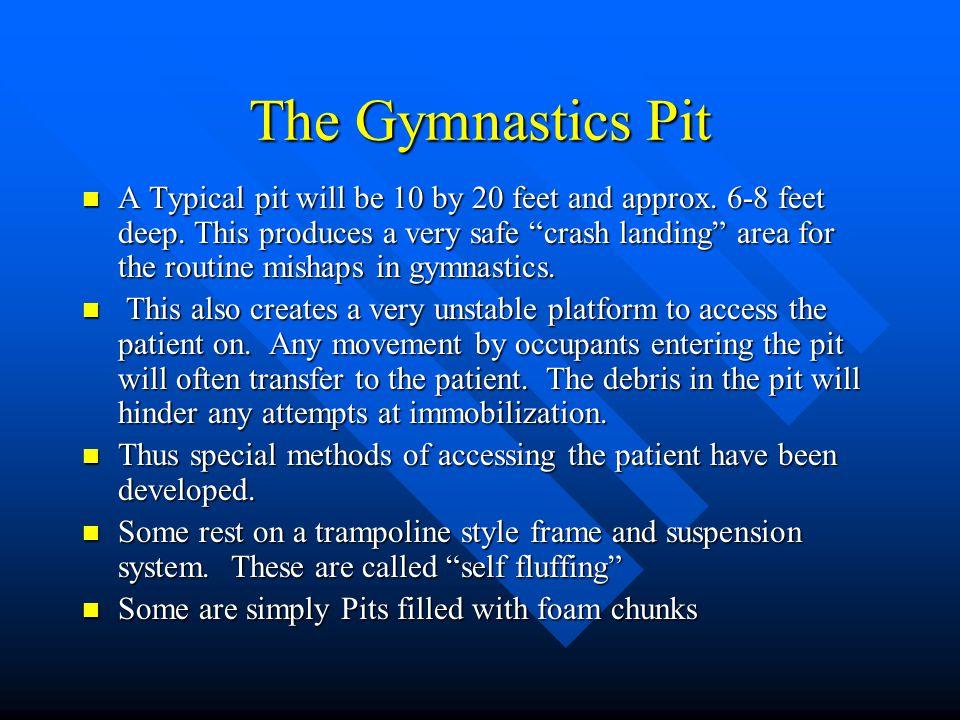 Gymnastics Pit