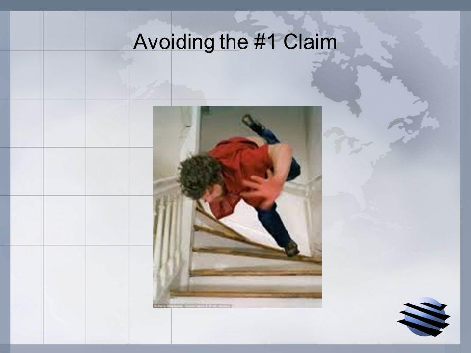 Avoiding the #1 Claim