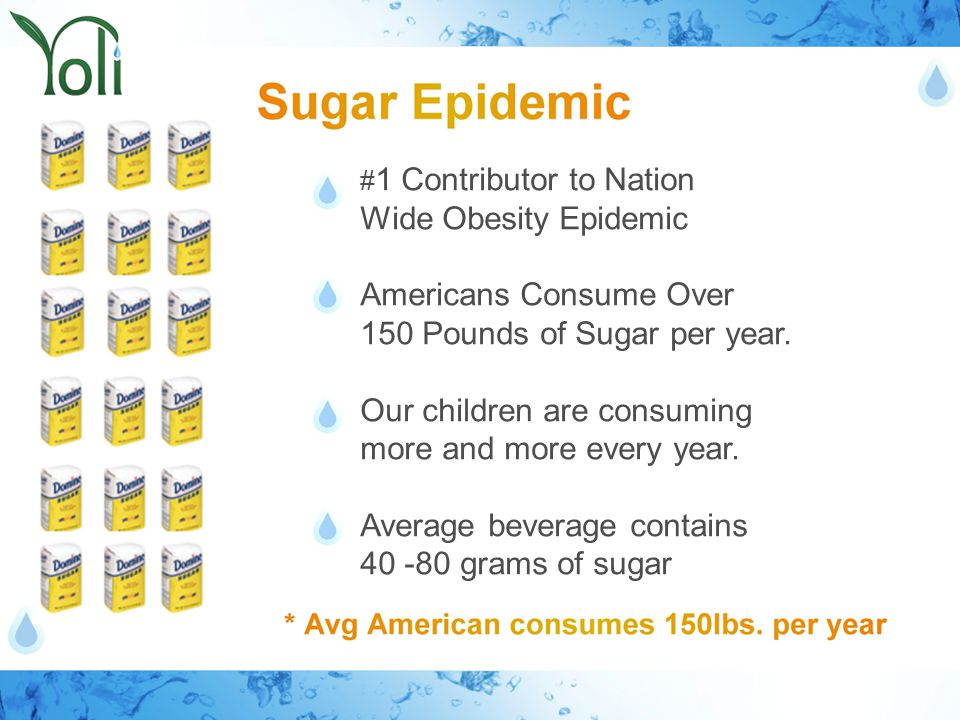 the maximum daily amount of sugar recommended by the WHO and FAO, who recommend that only 10% of calories come directly from sugars.