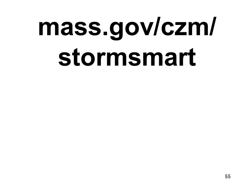 55 mass.gov/czm/ stormsmart