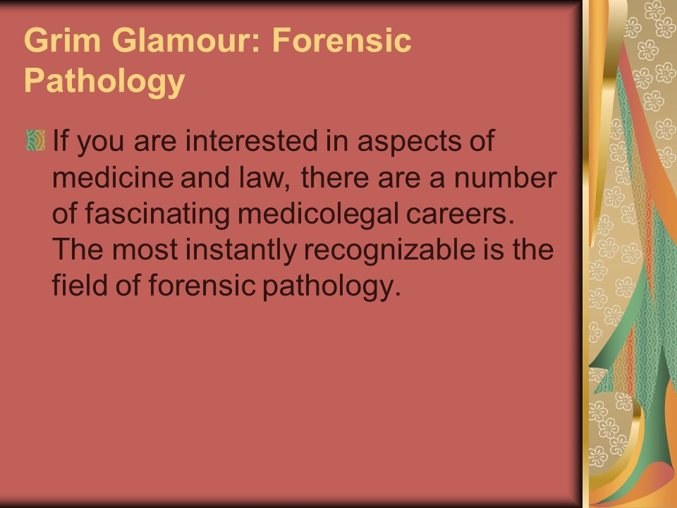 II.Terms: A. Forensic– word of Latin origin meaning forum or court B.
