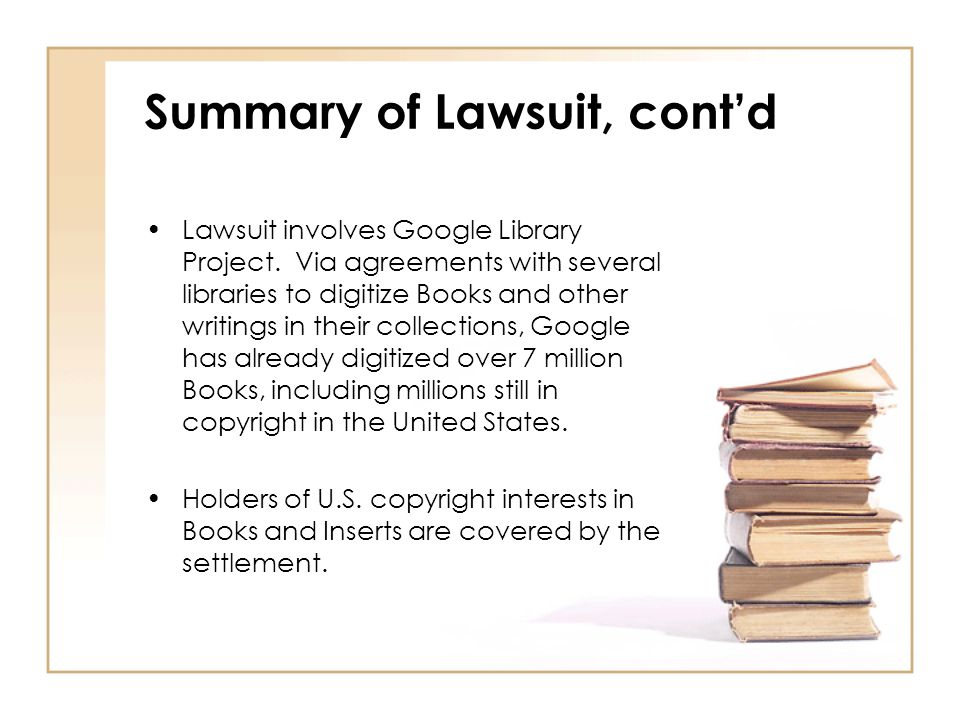 Summary of Books A written or printed work on sheets of paper bound together in hard copy form that: Prior to January 5, 2009, was published or distributed to the public or made available for public access under the authorization of the work's U.S.
