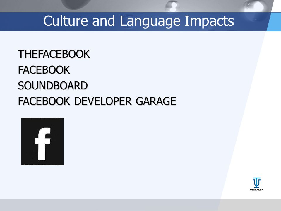 THEFACEBOOKFACEBOOKSOUNDBOARD FACEBOOK DEVELOPER GARAGE
