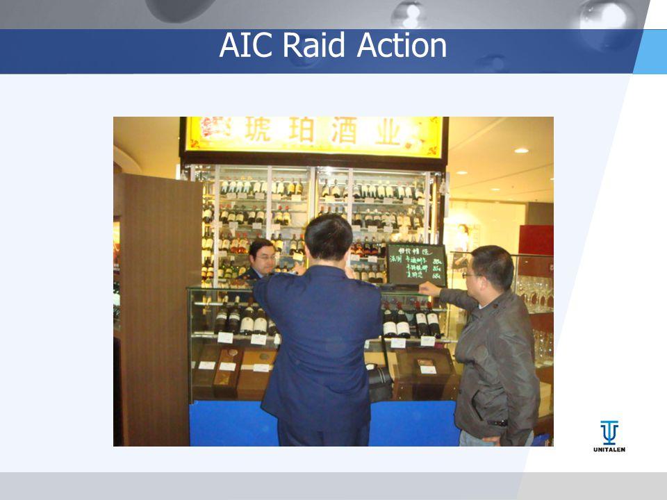 AIC Raid Action