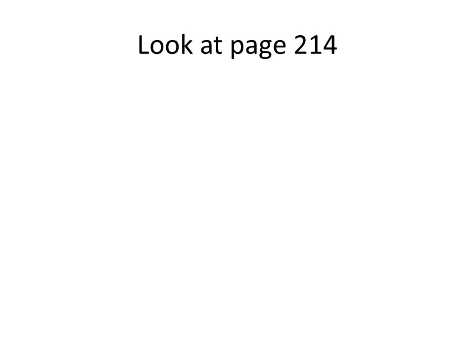 Look at page 214