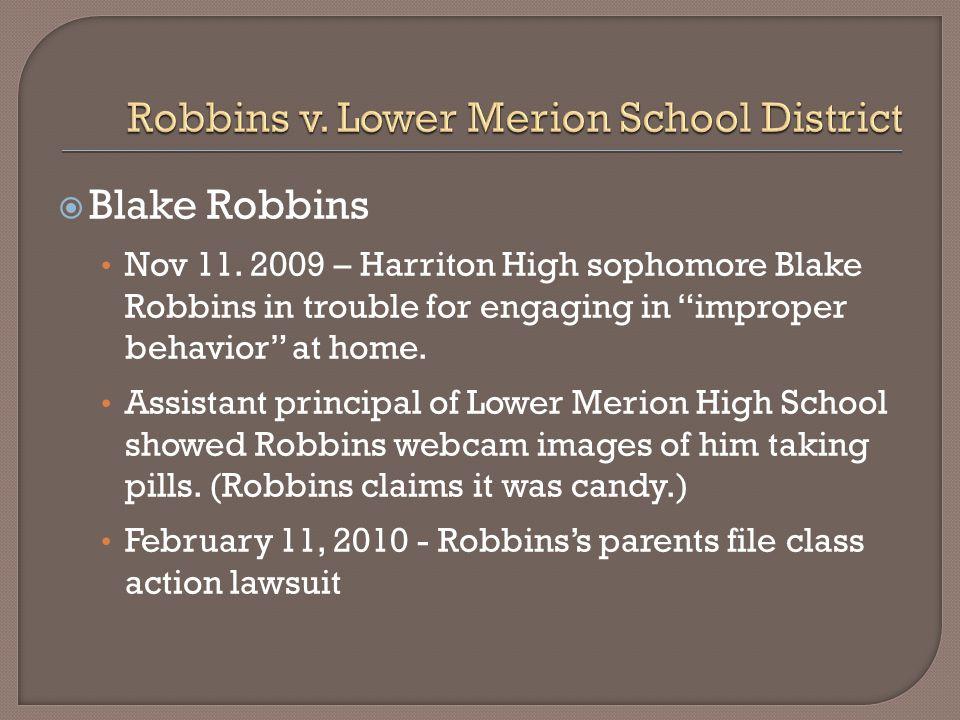  Blake Robbins Nov 11.