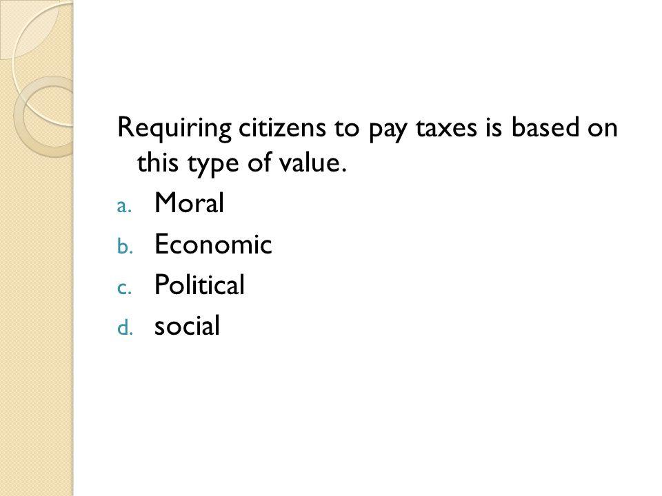 B; Economic