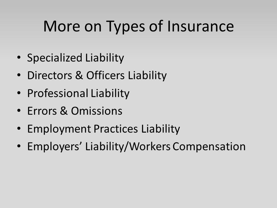 The Liability Insurance Duty to Defend As part of the duty to defend, the insurer also by contract has a right to control the disposition of the lawsuit.