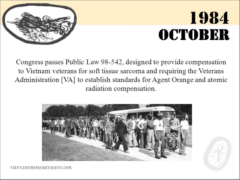 2004 January Vietnam Association of Victims of Agent Orange (VAVA) is formed in Vietnam.