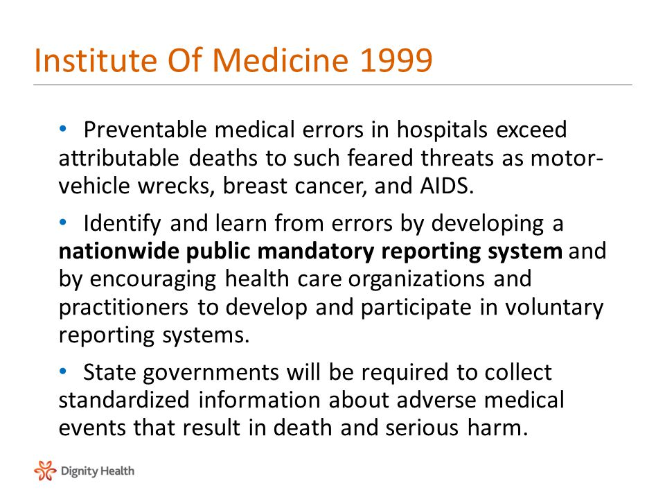 Institute for Healthcare Improvement 2004 Some Is Not a Number, Soon Is Not a Time Campaign with specific commitment to produce measurable results in quality within a time certain, on a national scale, including –Reliable use of central venous line bundles –Surgical site infection prophylaxis –Reliable use of ventilator associated pneumonia bundles