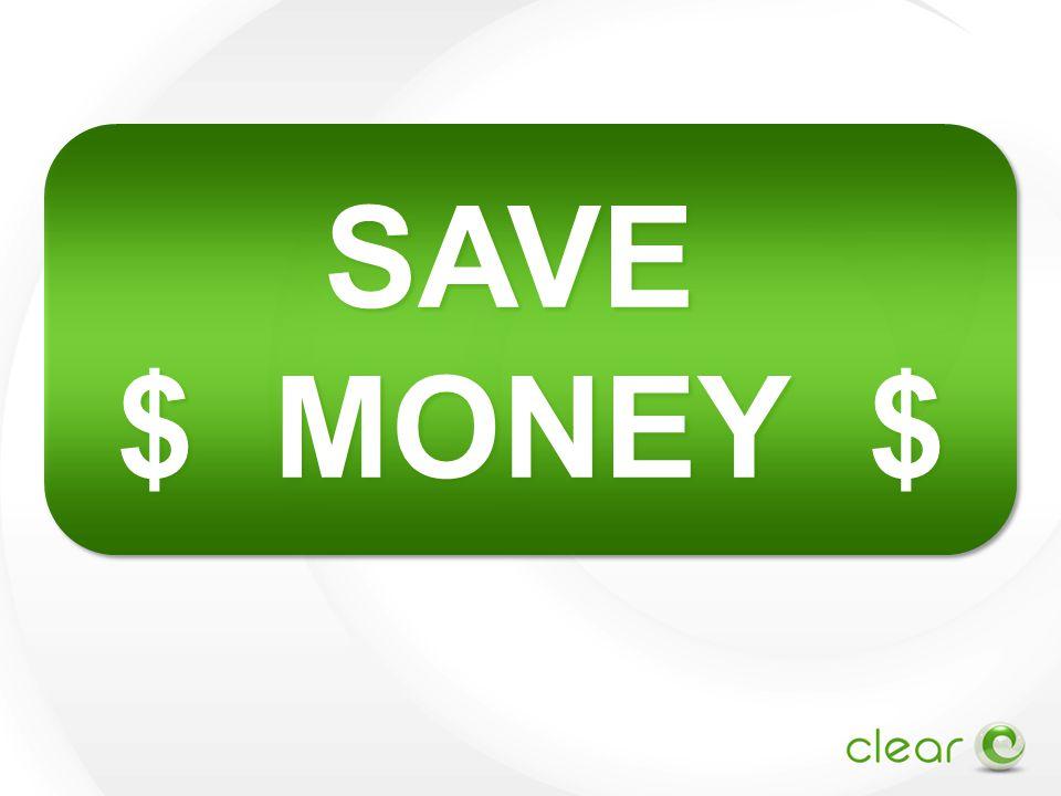 SAVE $ MONEY $ SAVE $ MONEY $