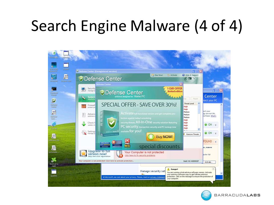 Search Engine Malware (4 of 4)