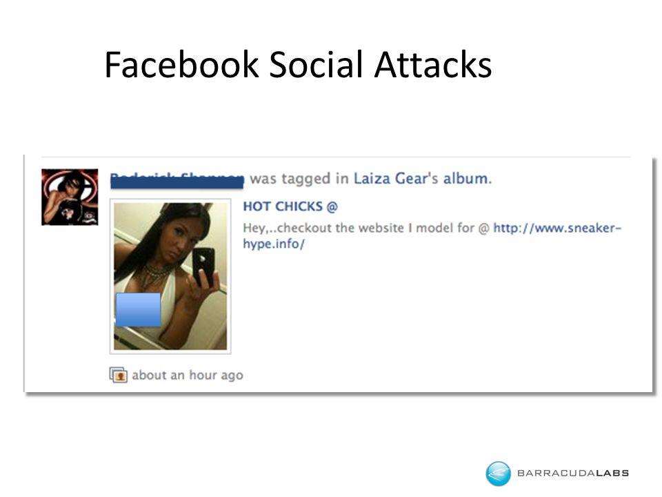 Facebook Social Attacks
