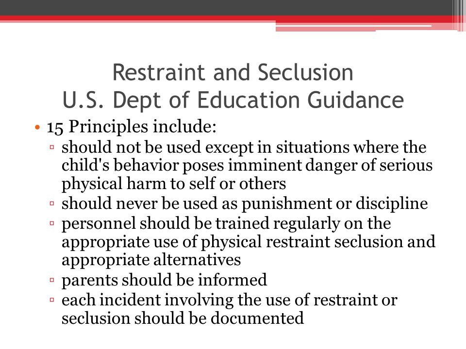 Lesson Learned Since the Courts are not in agreement regarding Section 504 protections for a student whose parents have revoked consent for IEP services, the safest approach to take is to include in the schools written notice in response to the revocation that the student is protected by Section 504.