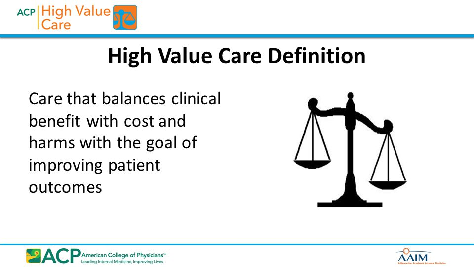 Future Challenges Faculty development Validated HVC assessment tools Learning environment that celebrates restraint Cross-departmental collaboration on high value care New topics : end of life care, price transparency, defensive medicine, and misaligned financial incentives
