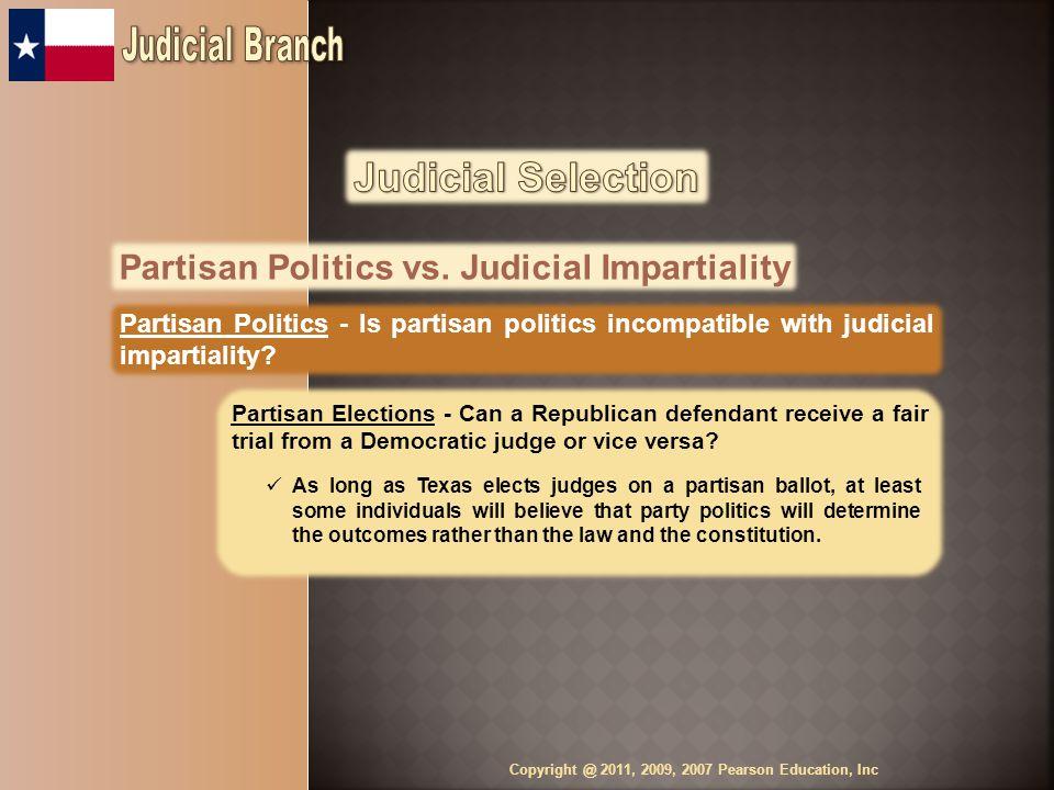 Partisan Politics vs.