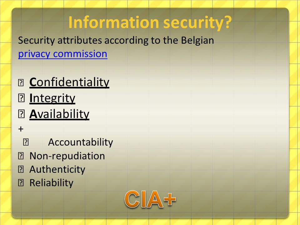CIA Exercise Defacing of Belgian Army website