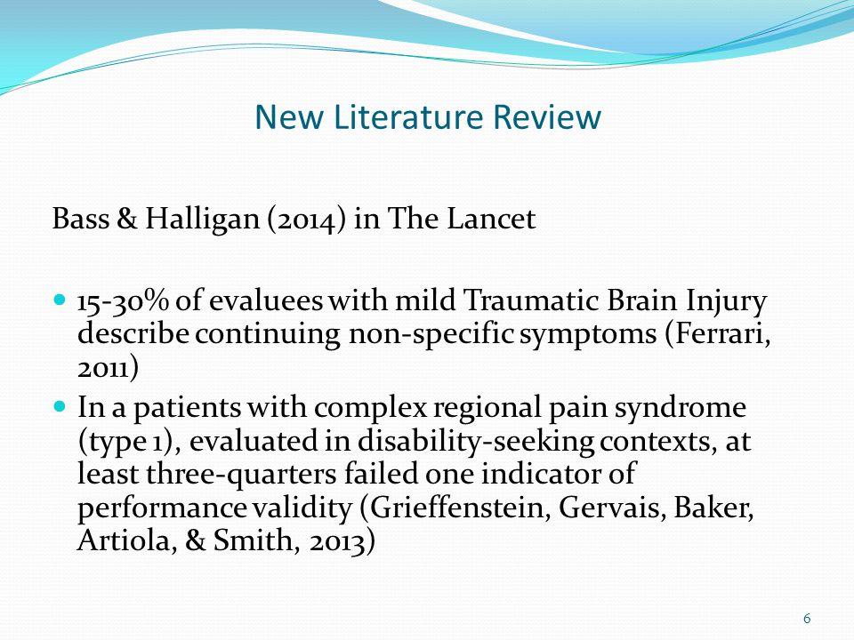 New Literature Review Buddin et al.(2014) a.