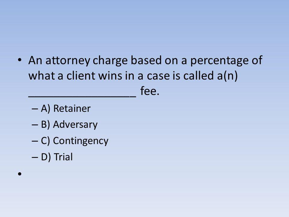 C) Contingency