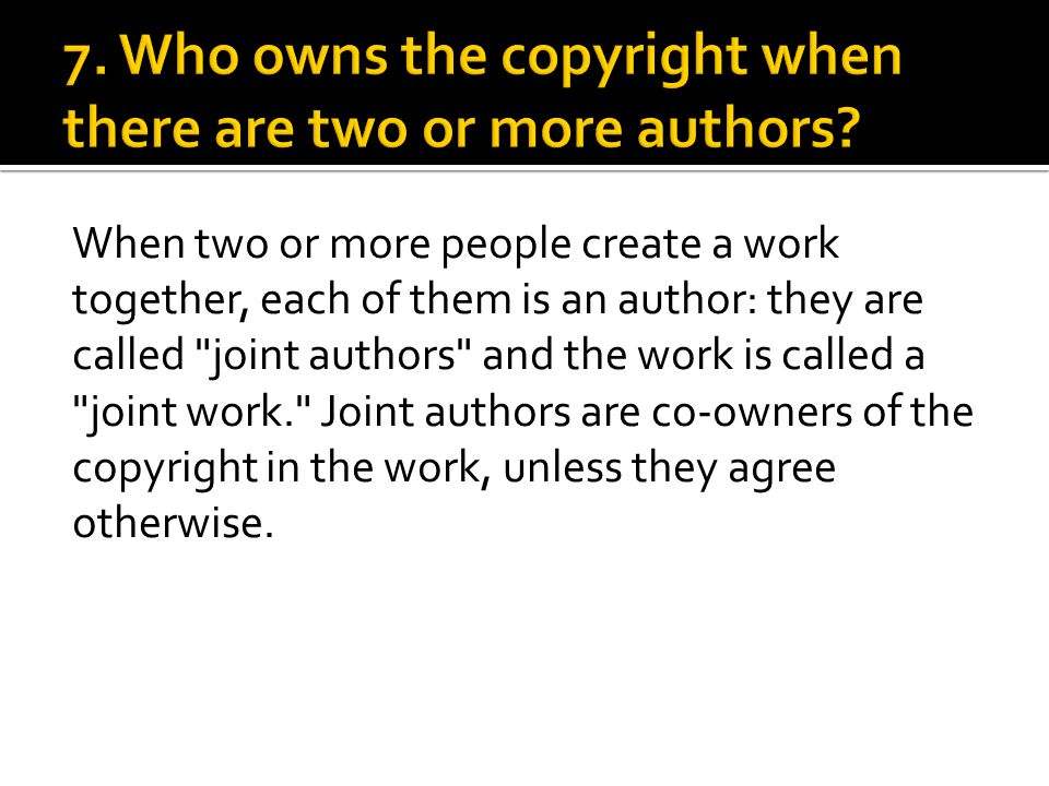A copyright registration is effective on the date the Copyright Office receives all the required items in acceptable form, no matter how long it the office takes to process the application and mail the certificate of registration.