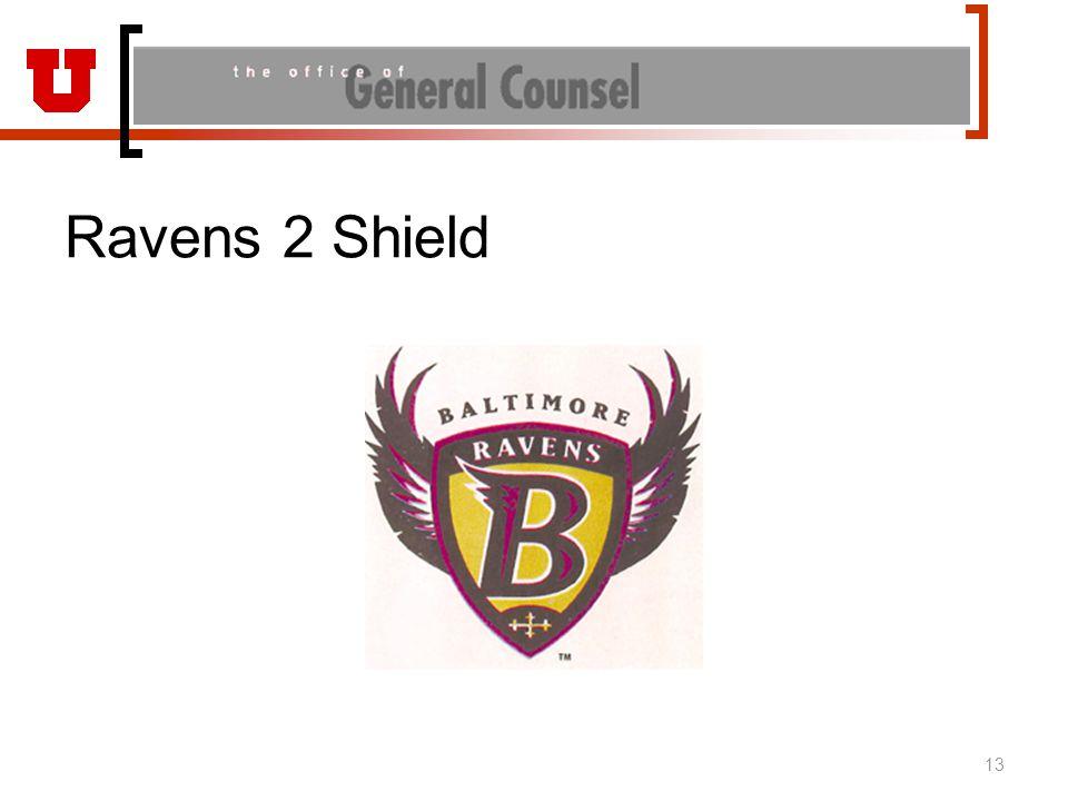 Ravens 2 Shield 13