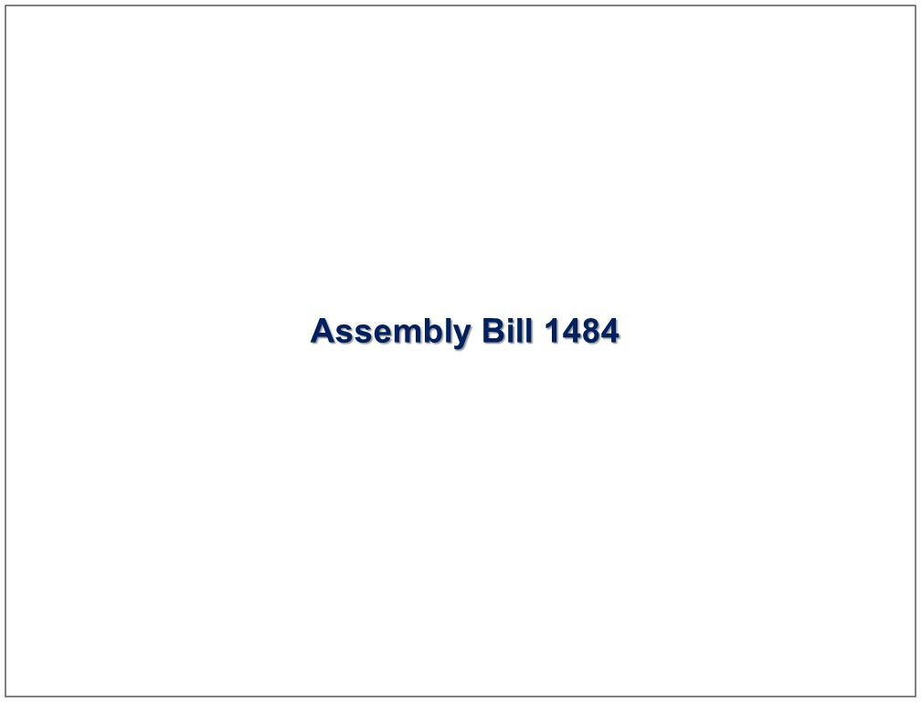 2 Assembly Bill 1484