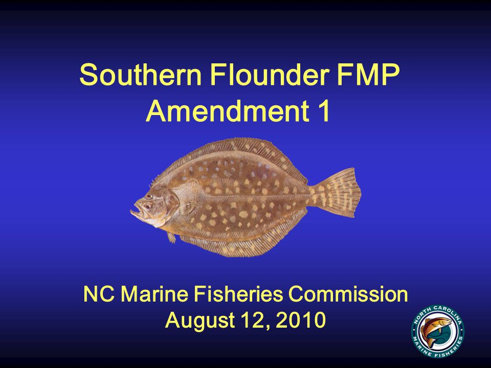 AC and DMF Recommendations Status quo and expand research on flatfish escapement devices and degradable panels under commercial conditions to other parts of the state to evaluate existing and alternative designs, degradation rates, and estimate the retention rate of legal sized blue crabs and the cost to crab pot fishermen