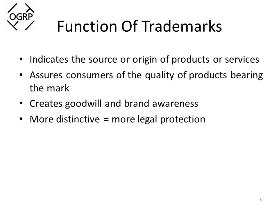 If a trademark clears, are you home free .