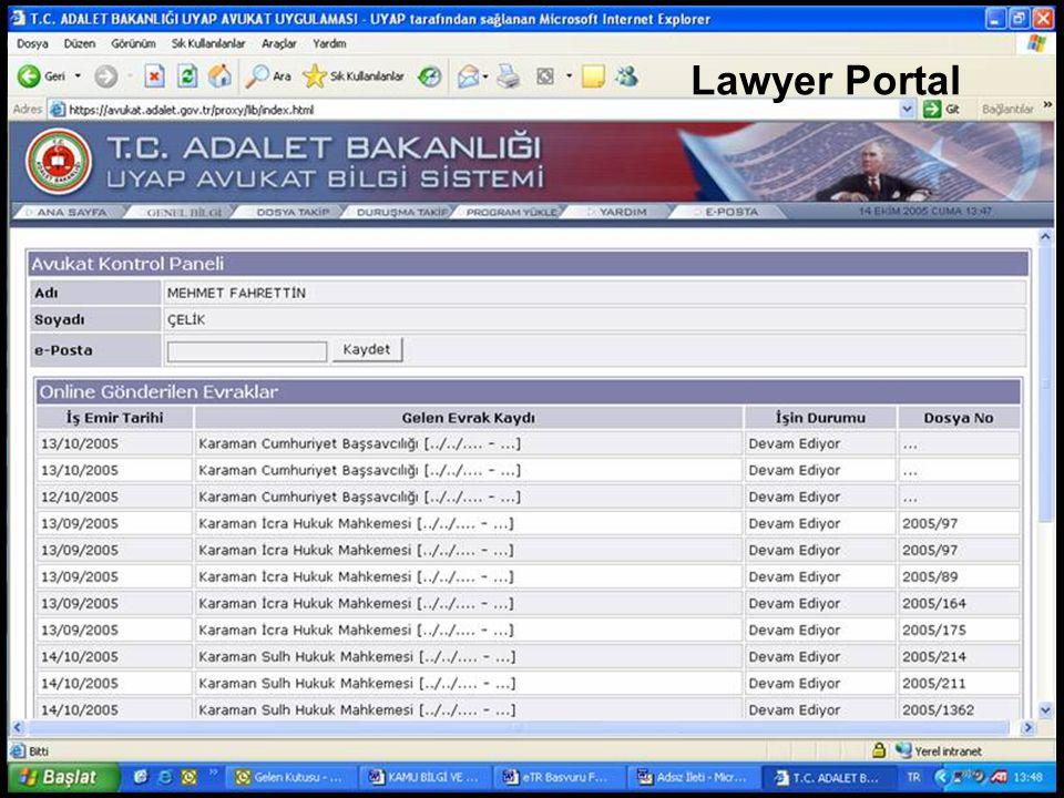 37 Lawyer Portal