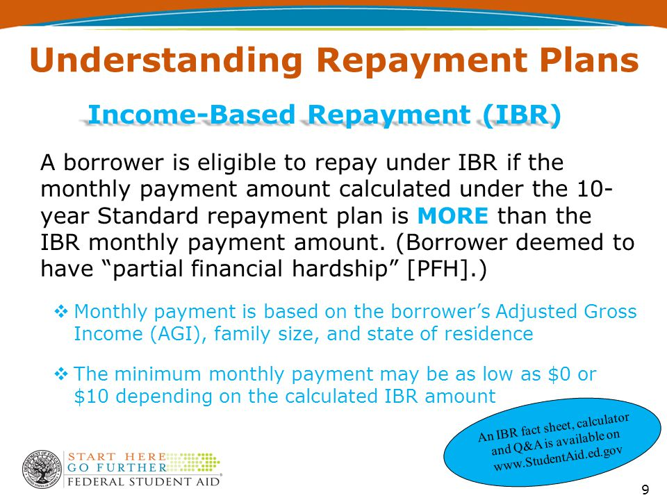  Provides benefits to borrowers on a first-come, first-served basis up to amount appropriated for the fiscal year by U.S.