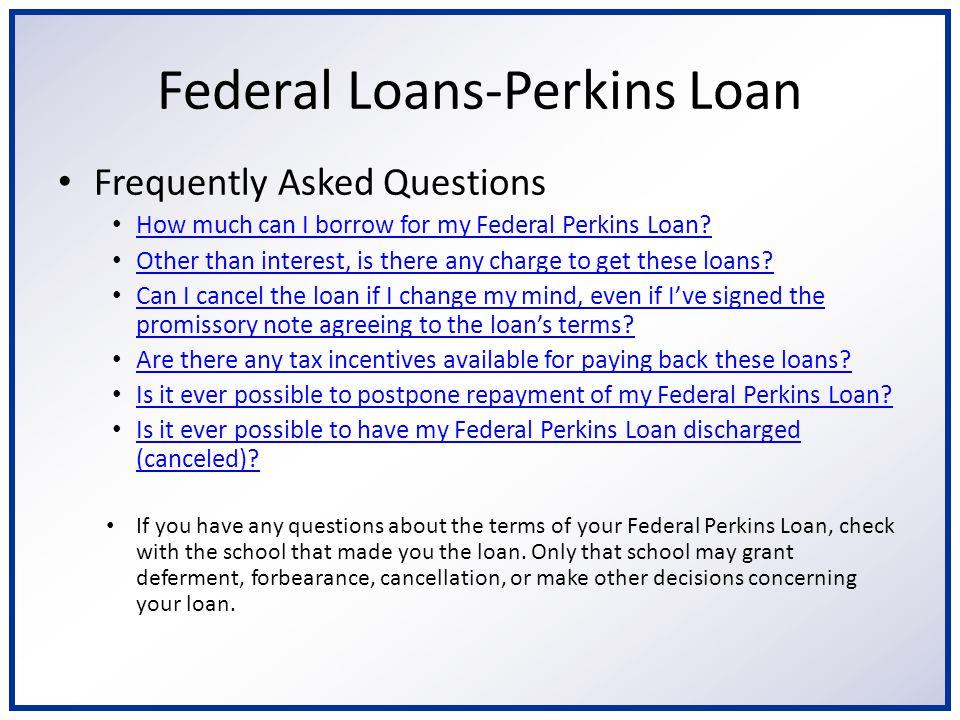 Federal Loans-Stafford What is a Stafford Loan.
