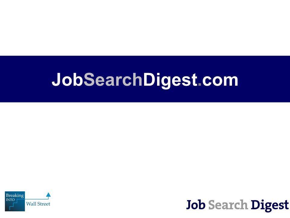JobSearchDigest.com