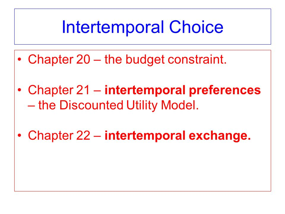 When you save Rate of interest Saving in period 1 What you get back in period 2 10% (r=0.1) 100110 20% (r=0.2) 100120 r100100(1+r) rm1m1