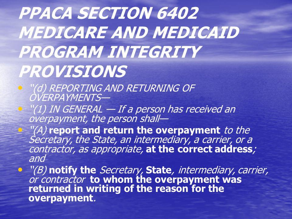 38 THE MAY, 2009 FERA Amendments to the False Claims Act (FCA) 1.