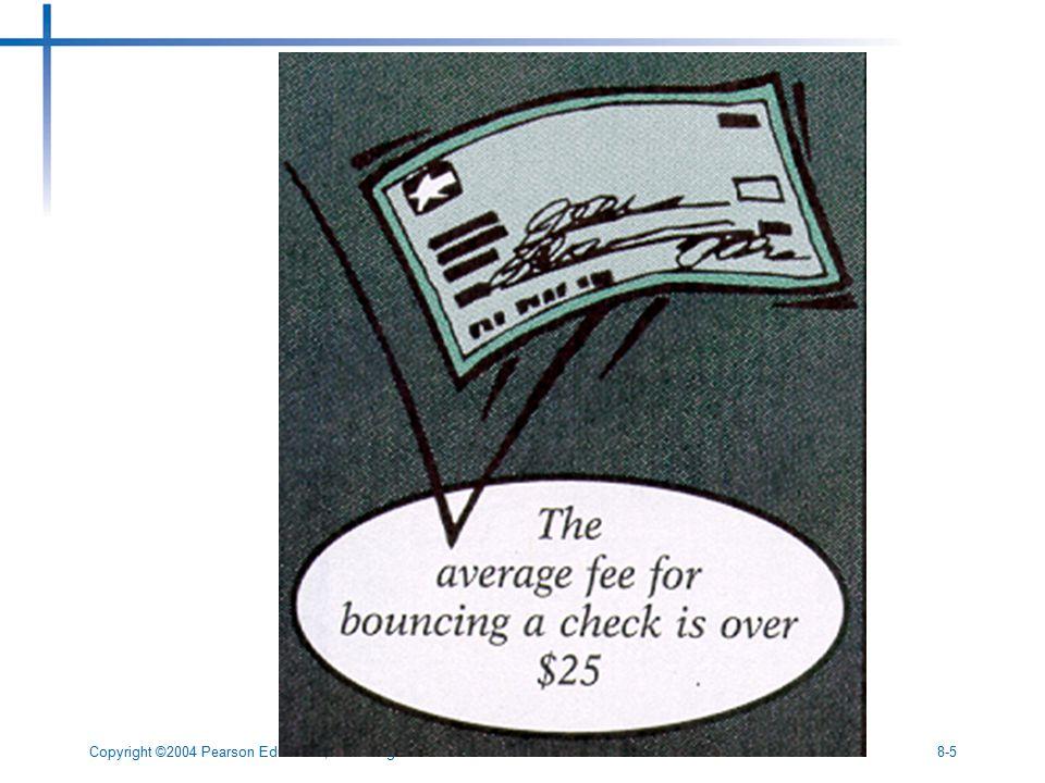 Copyright ©2004 Pearson Education, Inc.
