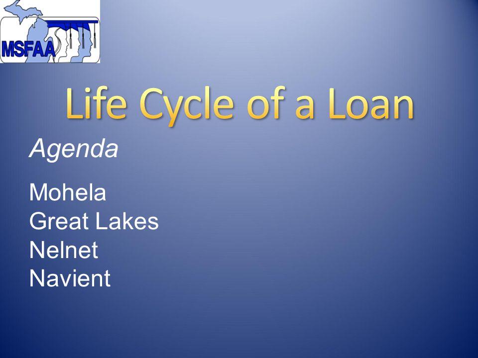 Agenda Mohela Great Lakes Nelnet Navient