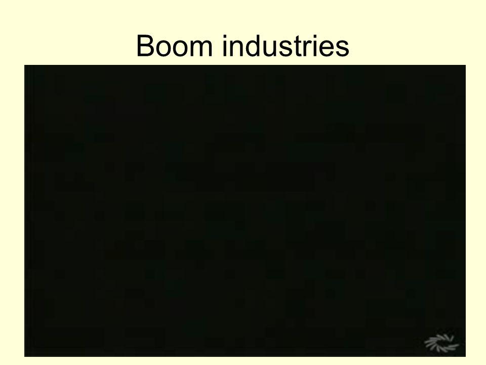 Boom industries