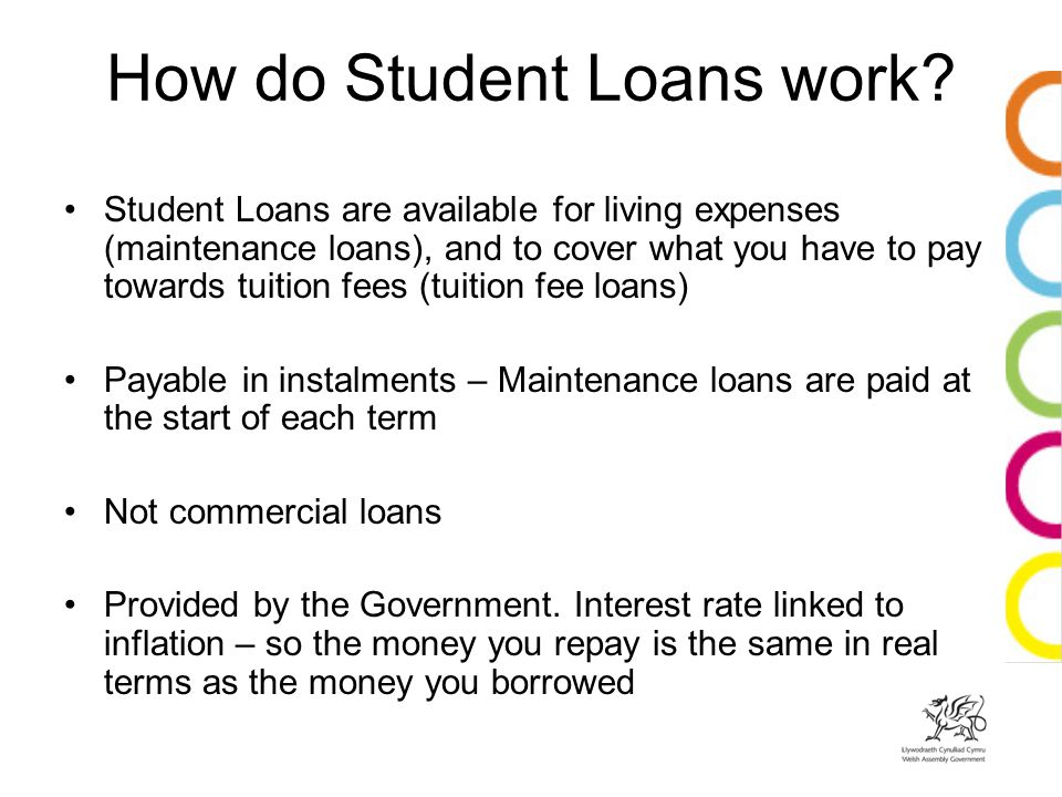 How do Student Loans work.