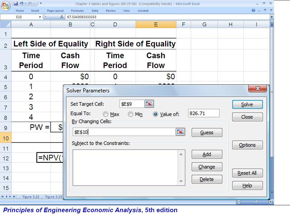 Principles of Engineering Economic Analysis, 5th edition