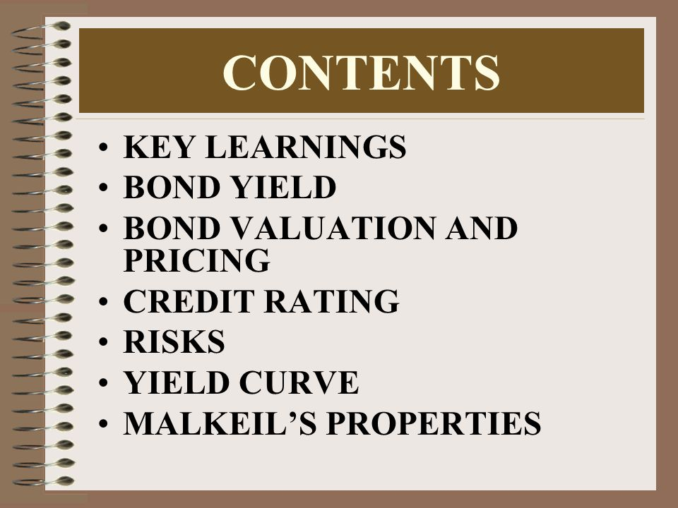 22 VALUATION OF FIXED INTEREST RATE BONDS Market price = Interest * PVAF(r,n) + RV *PVF (r,n) Where, RV = Redemption value