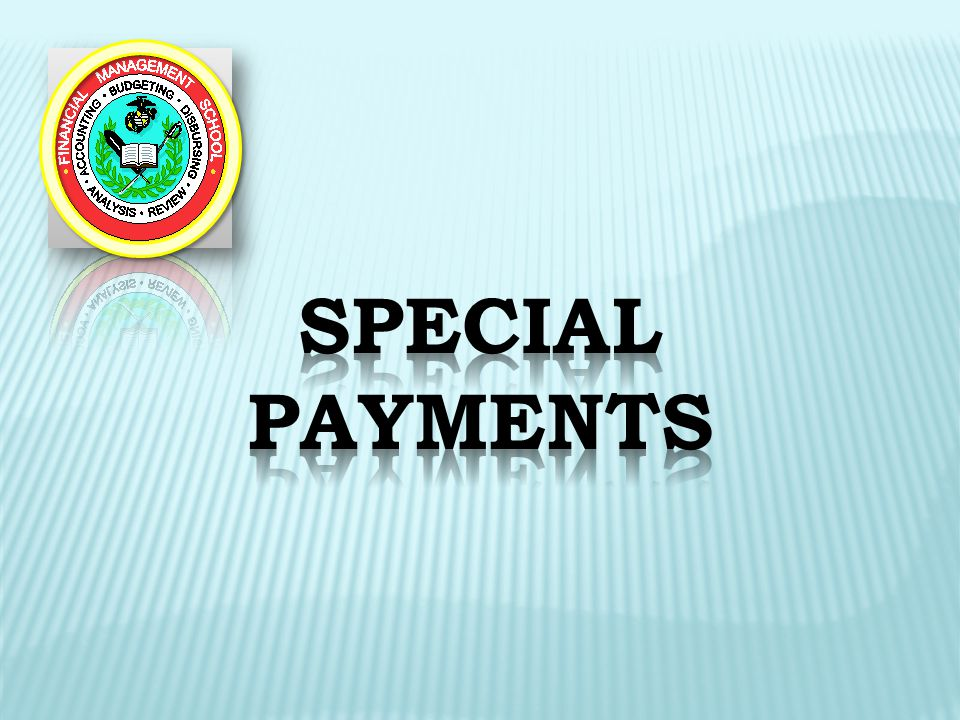 LUMPSUM LEAVE Method of Payments - NAVMC 11116 or original of the SRB pre- computation screen needed to make the payment -Can only be paid 60 days during a career.