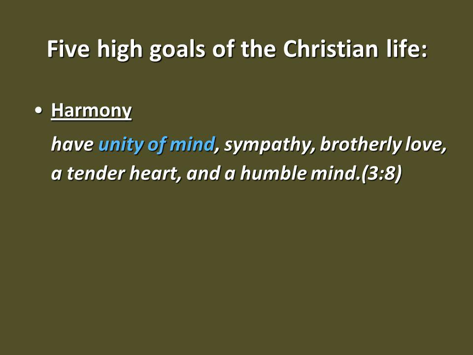 Bottom Line: Let the Spirit of Christ break pride in your life.Let the Spirit of Christ break pride in your life.