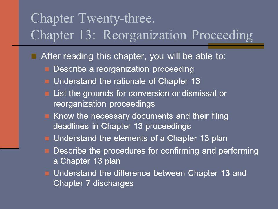 Chapter Twenty-three.