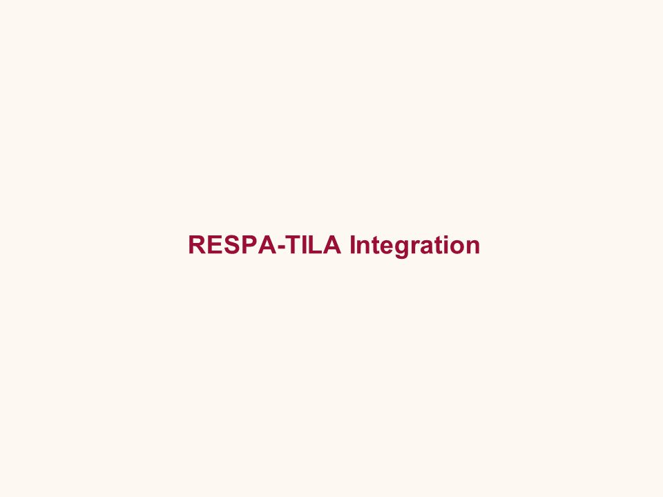 RESPA-TILA Integration