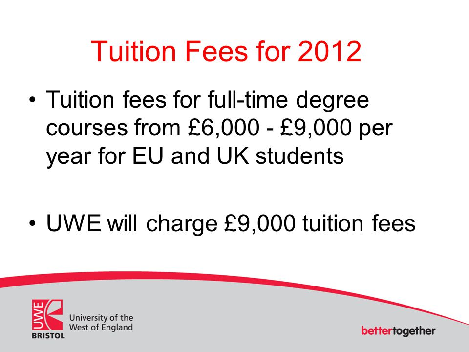 Student Loans Fee loan No up-front payment of fees required.