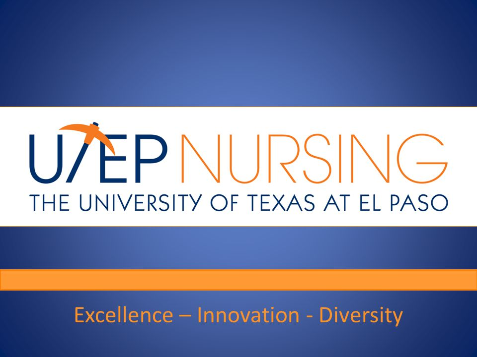 Excellence – Innovation - Diversity