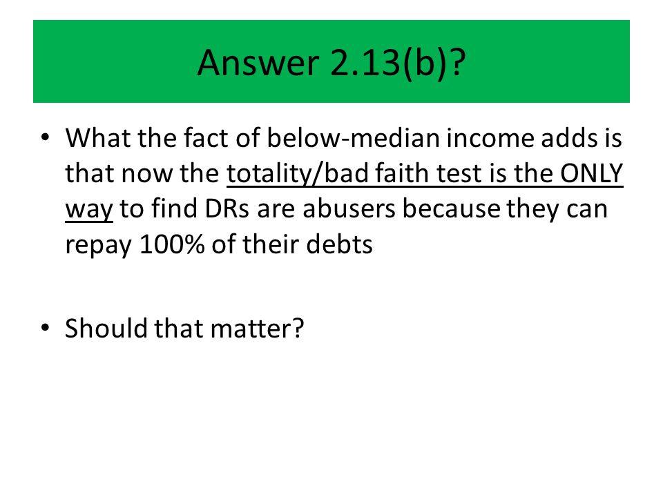 Answer 2.13(b).