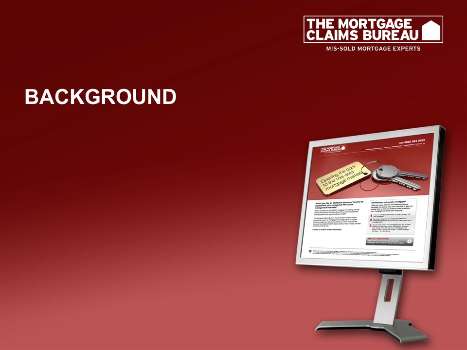 BEING MIS-SOLD A MORTGAGE IS NOT THE FAULT OF THE CUSTOMER!