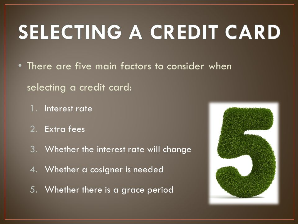 1.How can a consumer develop a credit history.