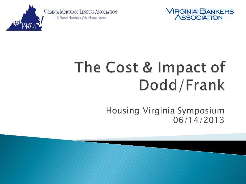 Housing Virginia Symposium 06/14/2013